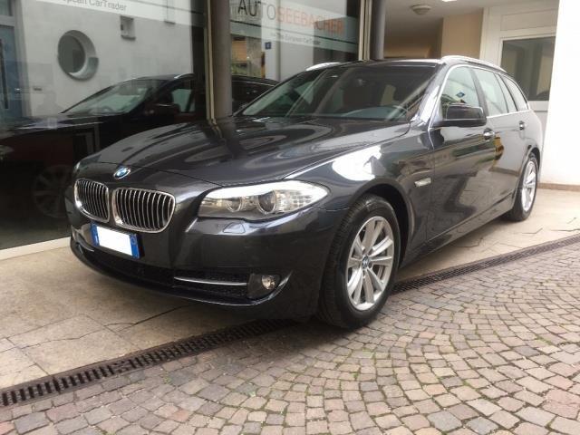 BMW SERIE 5 TOURING d xDrive Touring Futura Km 84.000