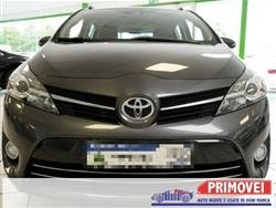 TOYOTA VERSO 1.8 Benzin 7-Sitzer Navigation Klima PDC