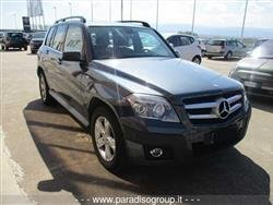MERCEDES CLASSE GLK GLK 250 CDI 4Matic BlueEFFICIENCY Sport