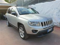 JEEP COMPASS 2.2 CRD Limited - Km 82.000